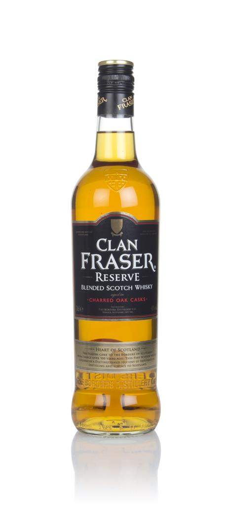 Clan Fraser Reserve Blended Whisky