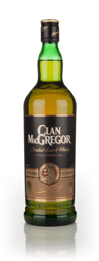 Clan MacGregor Blended Whisky