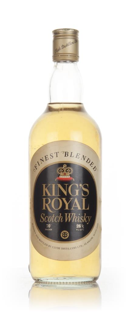 Kings Royal - 1970s Blended Whisky