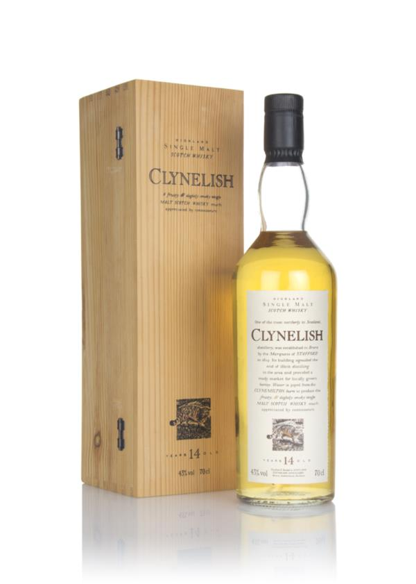 Clynelish 14 Year Old - Flora and Fauna (Old Bottle) Single Malt Whisky