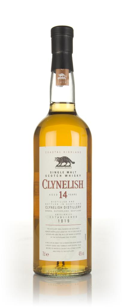 Clynelish 14 Year Old Single Malt Whisky