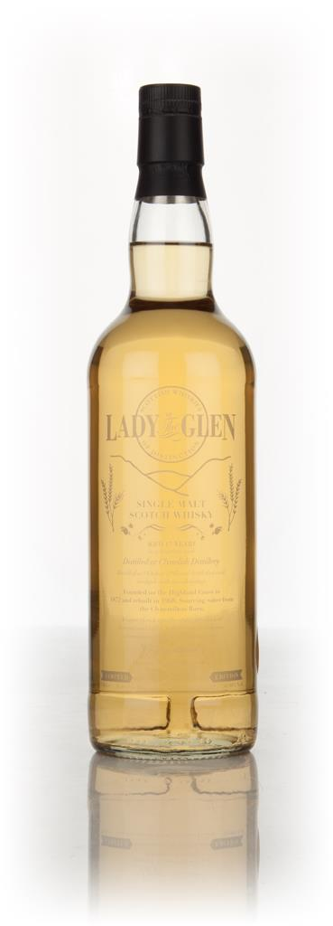 Clynelish 17 Year Old 1997 - Lady of the Glen (Hannah Whisky Merchants Single Malt Whisky 3cl Sample