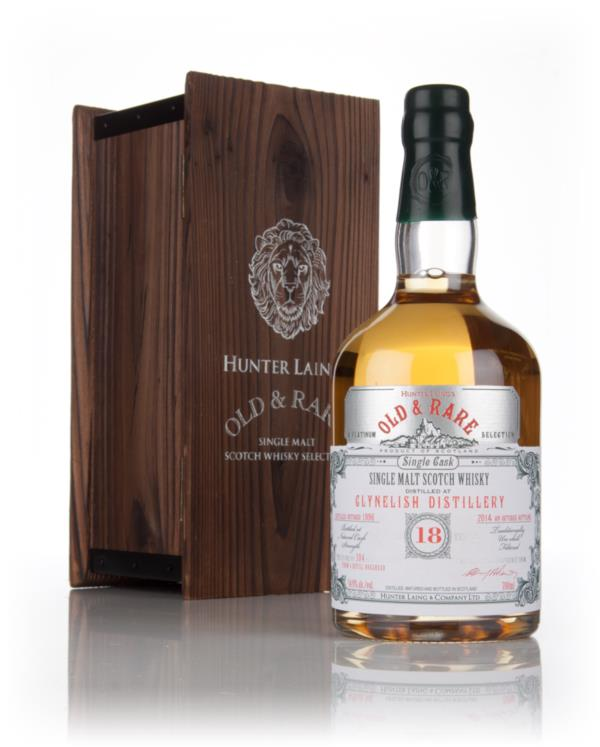 Clynelish 18 Year Old 1996 - Old & Rare Platinum (Hunter Laing) 3cl Sa Single Malt Whisky 3cl Sample