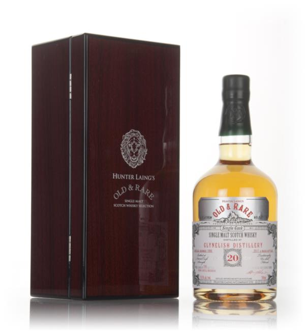 Clynelish 20 Year Old 1996 - Old & Rare Platinum (Hunter Laing) Single Malt Whisky
