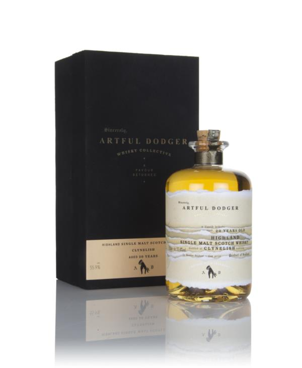 Clynelish 20 Year Old (cask 6526) - Artful Dodger 3cl Sample Single Malt Whisky