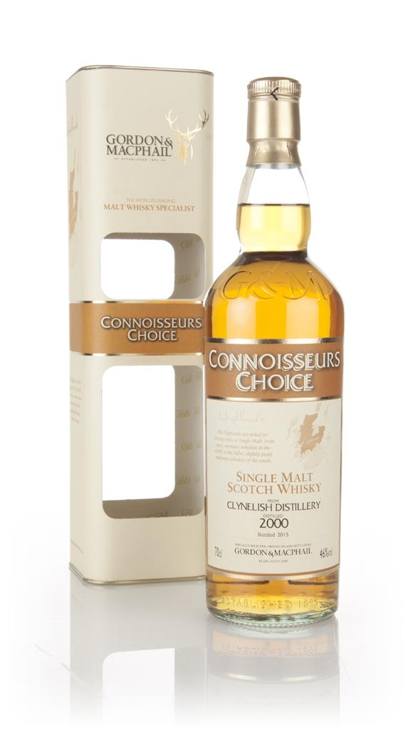 Clynelish 2000 (bottled 2015) - Connoisseurs Choice (Gordon & MacPhail Single Malt Whisky