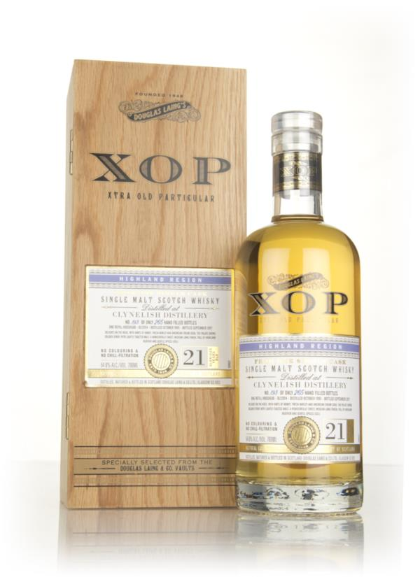 Clynelish 21 Year Old 1995 (cask 12014) - Xtra Old Particular (Douglas Single Malt Whisky