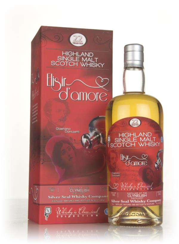 Clynelish 22 Year Old 1993 - Whisky is Class...ical (Silver Seal) Single Malt Whisky
