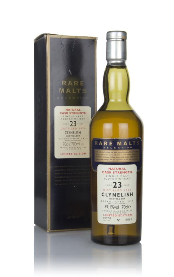 Clynelish 23 Year Old 1974 - Rare Malts Single Malt Whisky