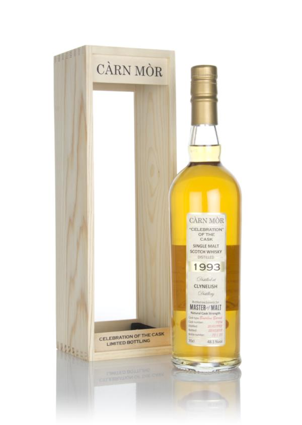Clynelish 24 Year Old 1993 (cask 11214) - Celebration of the Cask (Car Single Malt Whisky