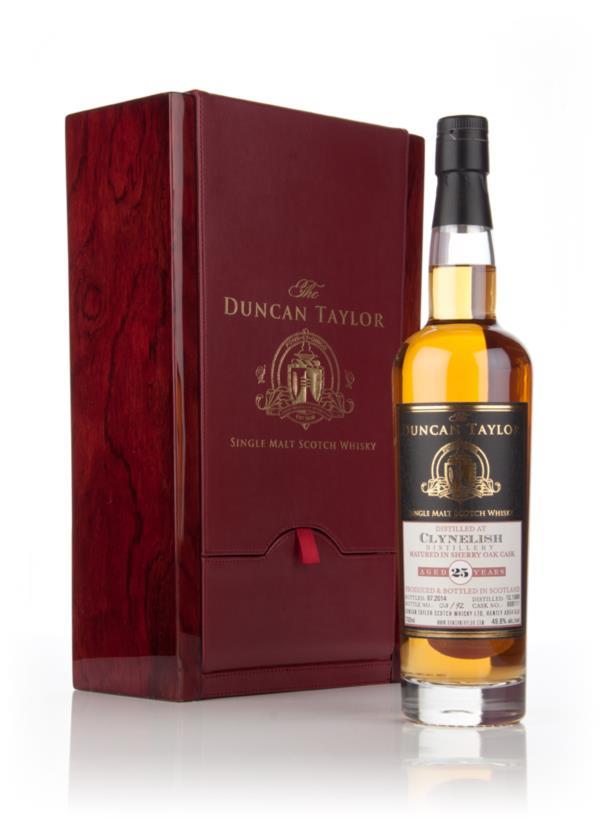 Clynelish 25 Year Old 1988 (cask 908111) - The Duncan Taylor Single 3c Single Malt Whisky 3cl Sample