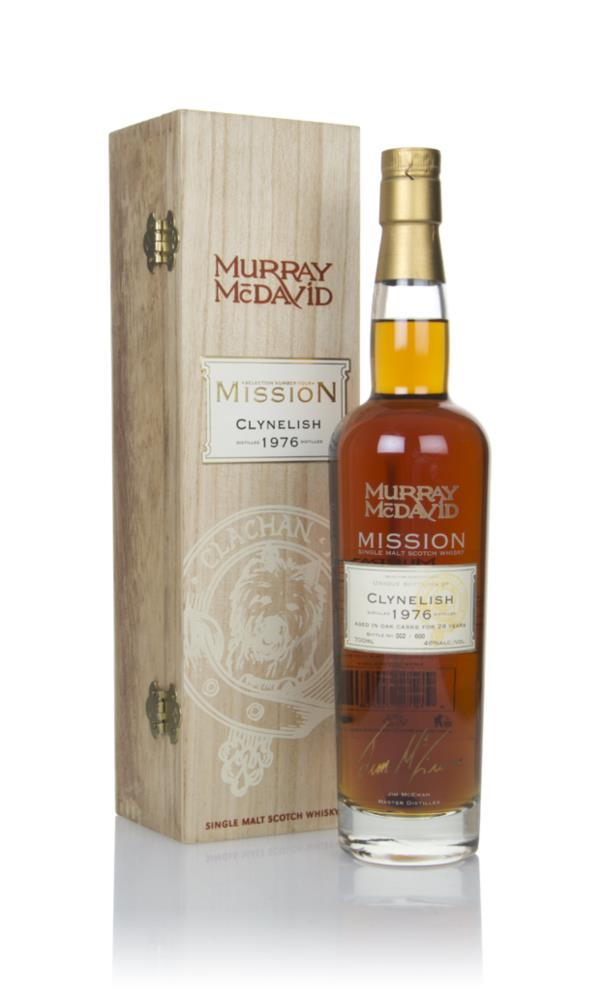 Clynelish 28 Year Old 1976 - Mission (Murray McDavid) Single Malt Whisky