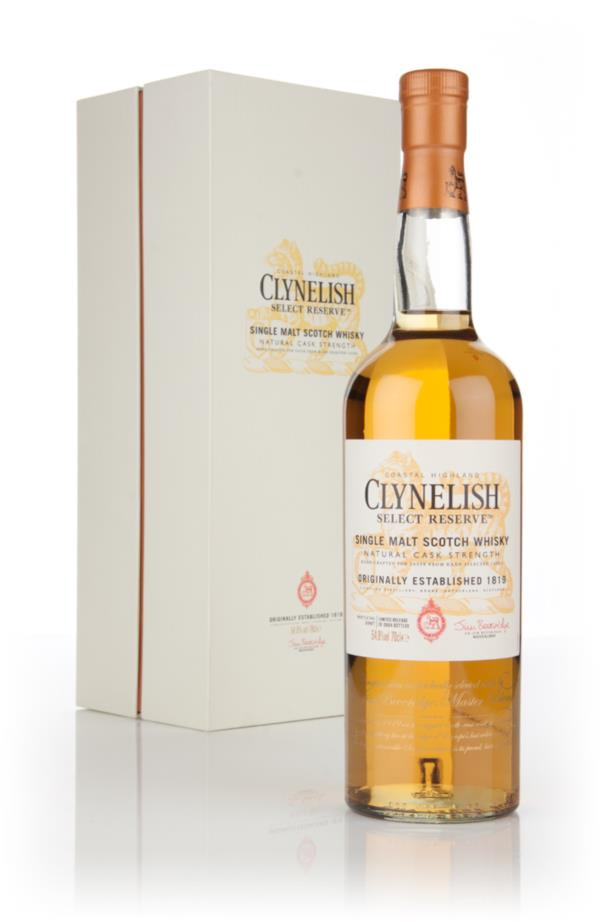 Clynelish Select Reserve (2014 Special Release) Single Malt Whisky