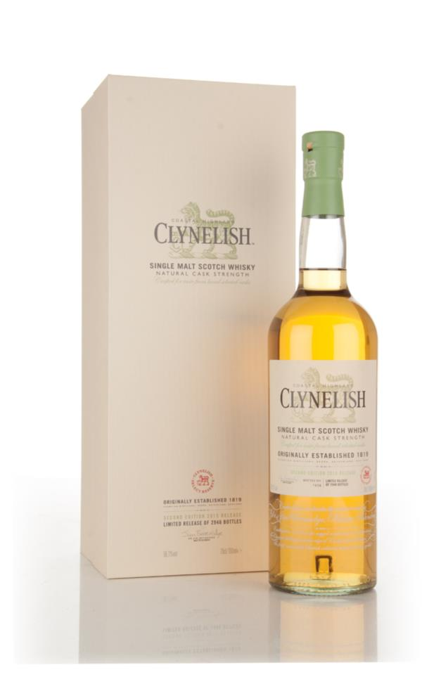 Clynelish Select Reserve (Special Release 2015) 3cl Sample Single Malt Whisky