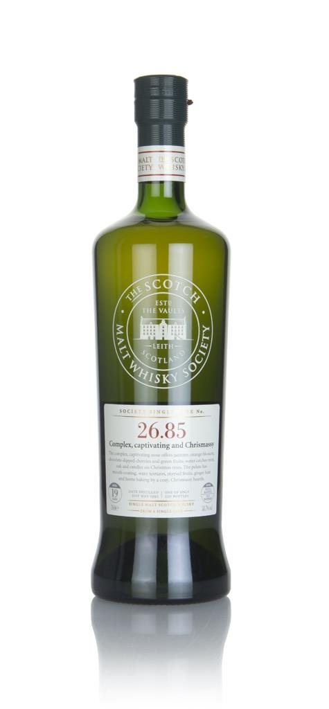 SMWS 26.85 19 Year Old 1992 Single Malt Whisky