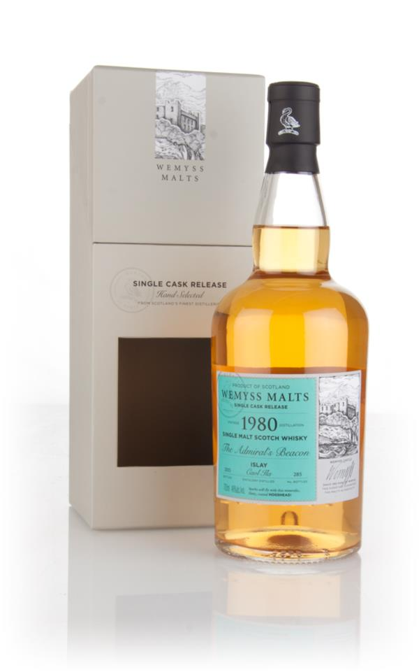 The Admiral's Beacon 1980 (bottled 2015) - Wemyss Malts (Caol Ila) 3cl Single Malt Whisky