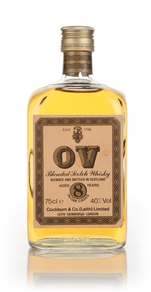 Cockburns OV 8 Year Old - 1970s Blended Whisky