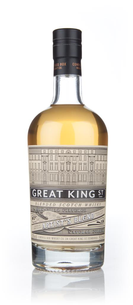 Compass Box Great King Street - Artists Blend 50cl Blended Whisky