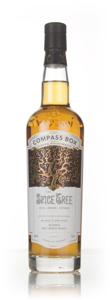 Compass Box Spice Tree 3cl Sample Blended Malt Whisky