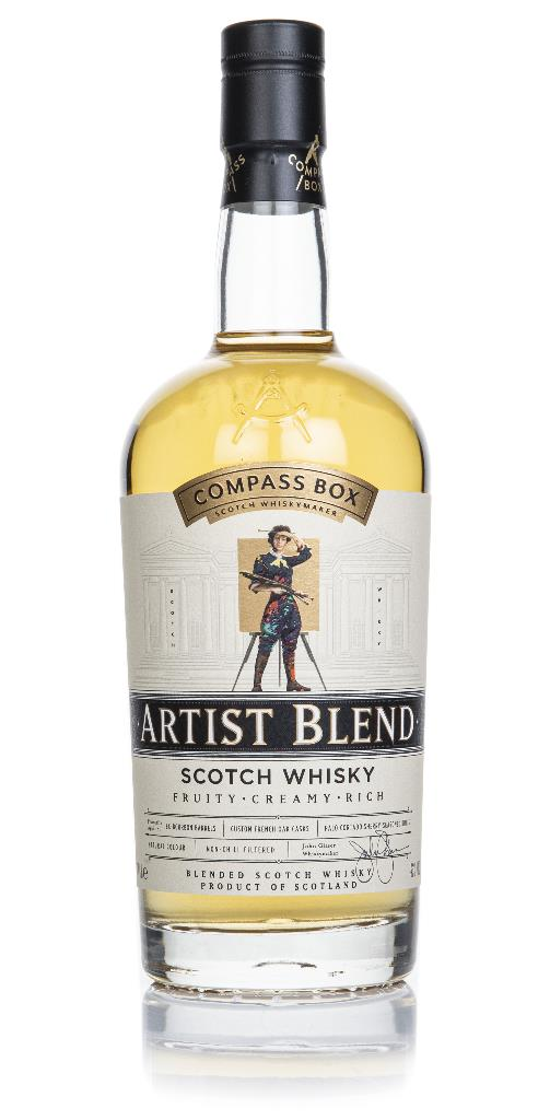 Compass Box Great King Street - Artists Blend 70cl Blended Whisky