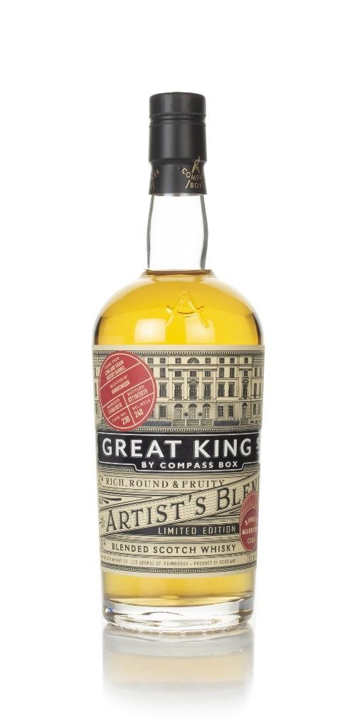 Compass Box Great King Street - Artists Blend Single Marrying Cask (c Blended Whisky