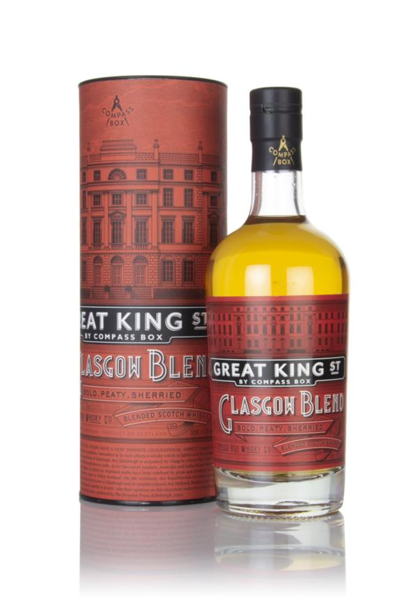 Compass Box Great King Street - Glasgow Blend 50cl Blended Whisky