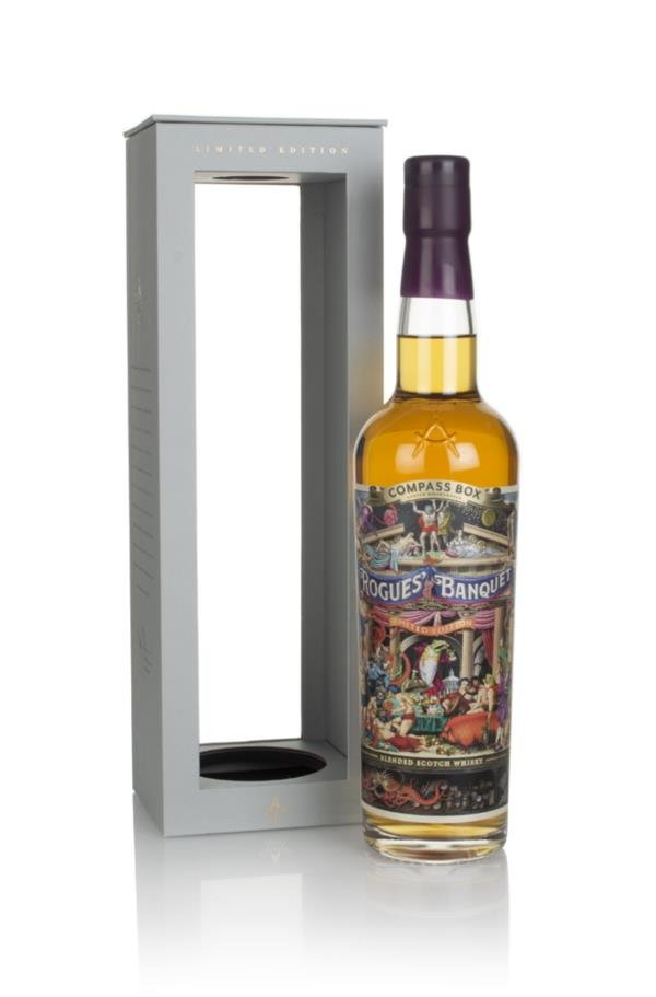 Compass Box Rogues Banquet Blended Whisky