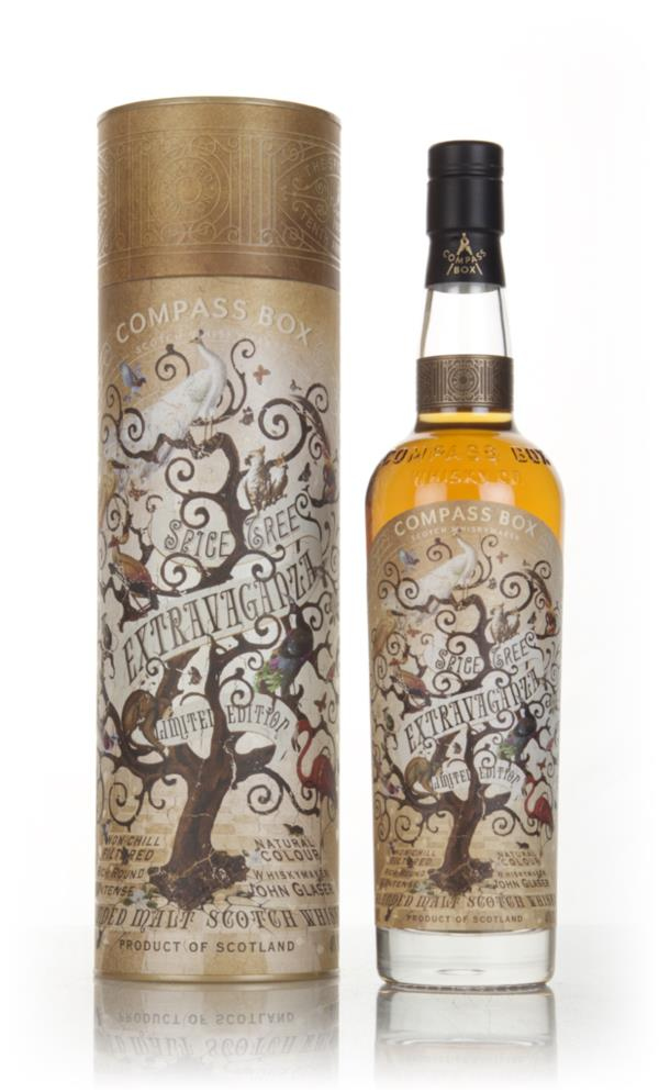 Compass Box Spice Tree Extravaganza Blended Malt Whisky