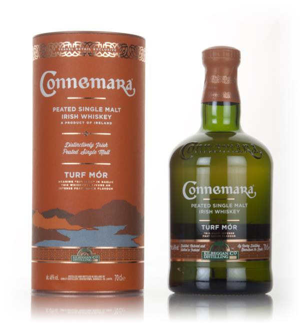 Connemara Turf Mor Single Malt Whiskey
