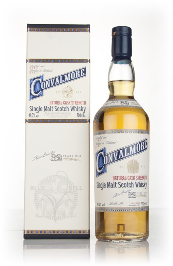 Convalmore 32 Year Old 1984 (Special Release 2017) Single Malt Whisky