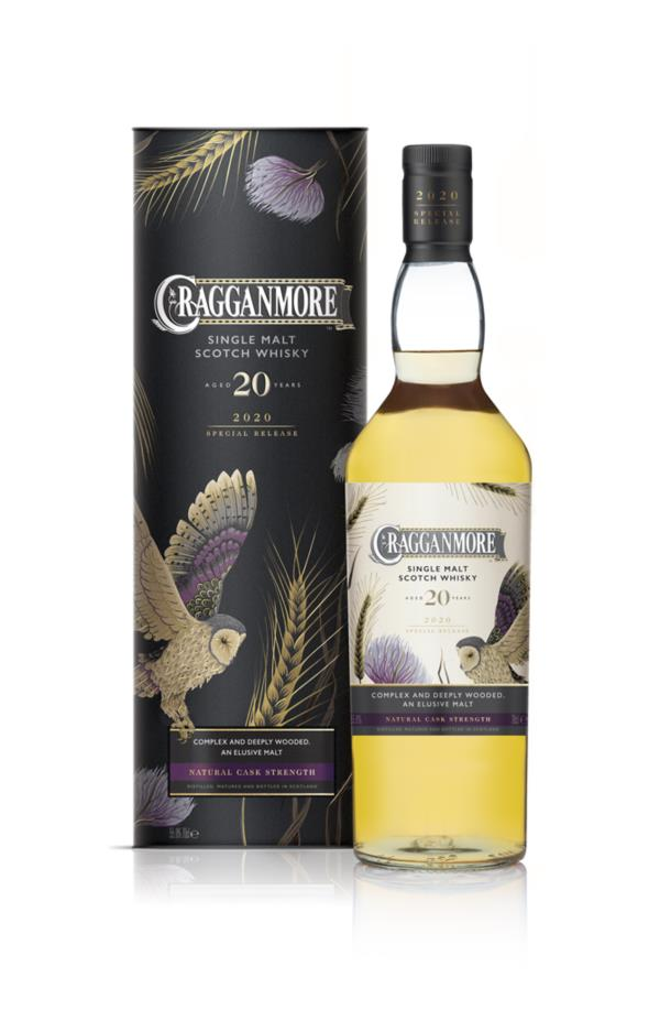 Cragganmore 20 Year Old (Special Release 2020) Single Malt Whisky