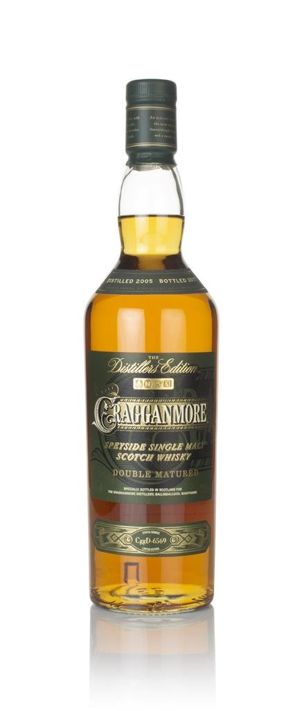 Cragganmore 2005 (bottled 2017) Port Wood Finish - Distillers Edition Single Malt Whisky
