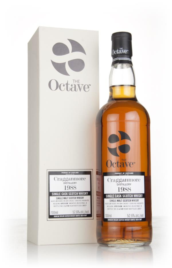 Cragganmore 28 Year Old 1988 (cask 4216173) - The Octave (Duncan Taylo Single Malt Whisky