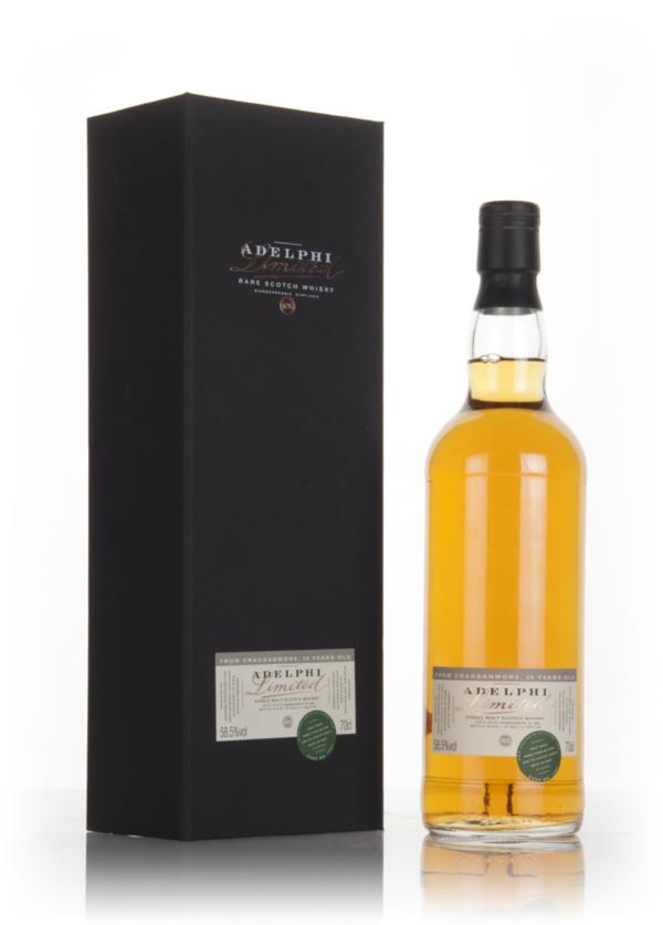 Cragganmore 30 Year Old 1986 (cask 1491) (Adelphi) 3cl Sample Single Malt Whisky
