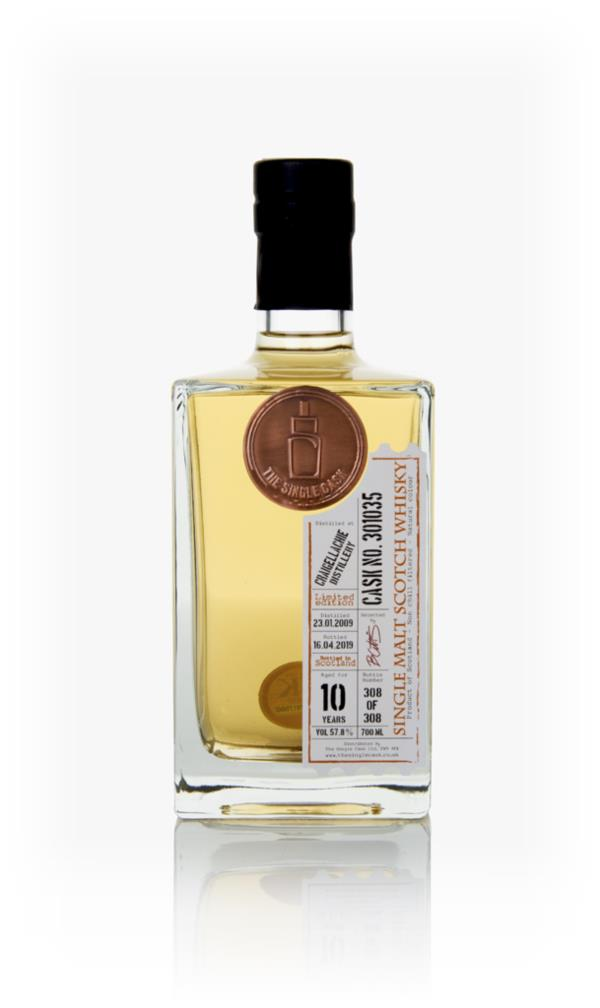 Craigellachie 10 Year Old 2009 (cask 301035) - The Single Cask Single Malt Whisky