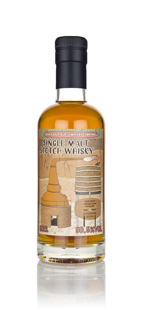 Craigellachie 10 Year Old (That Boutique-y Whisky Company) Single Malt Whisky