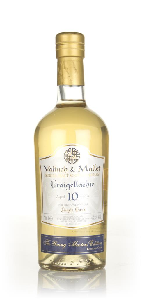 Craigellachie 10 Year Old - The Young Masters Edition (Valinch & Malle Single Malt Whisky