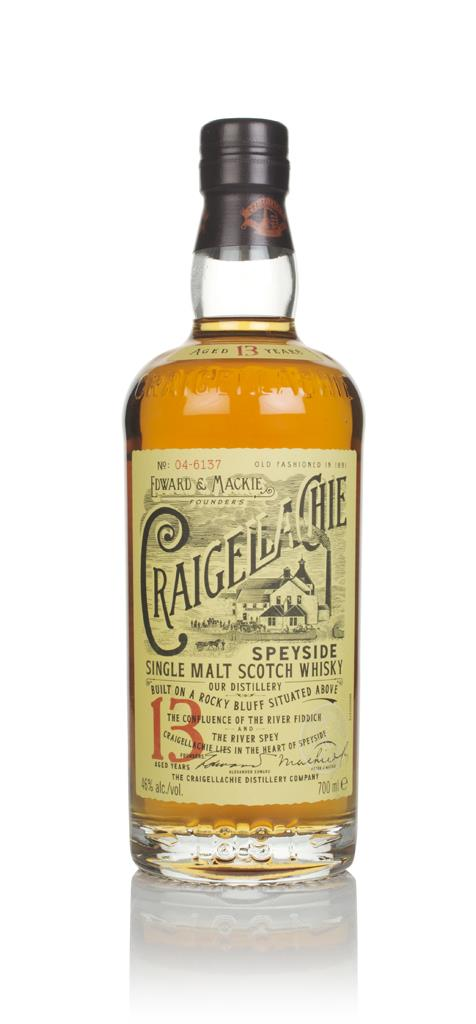 Craigellachie 13 Year Old Single Malt Whisky