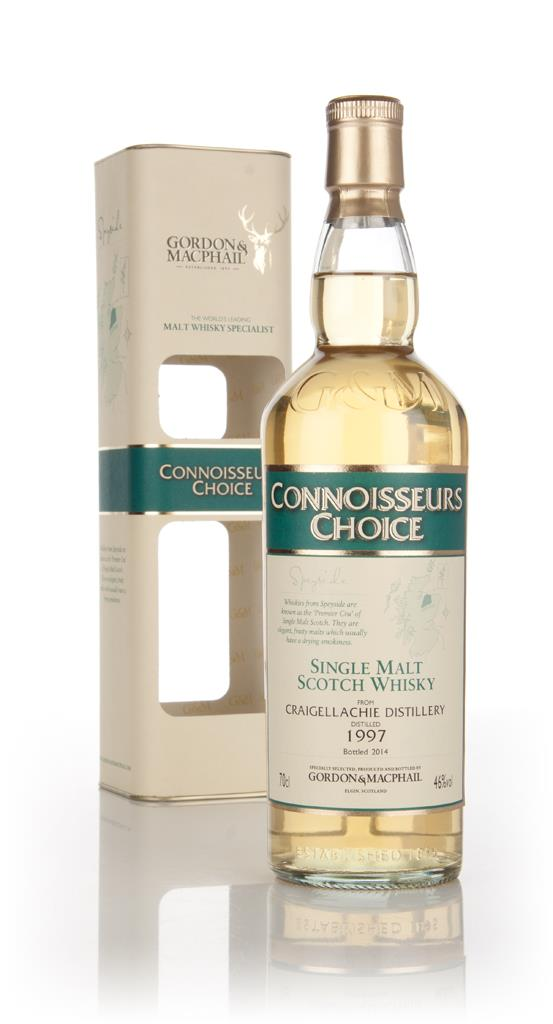 Craigellachie 1997 (bottled 2014) - Connoisseurs Choice (Gordon & MacP Single Malt Whisky