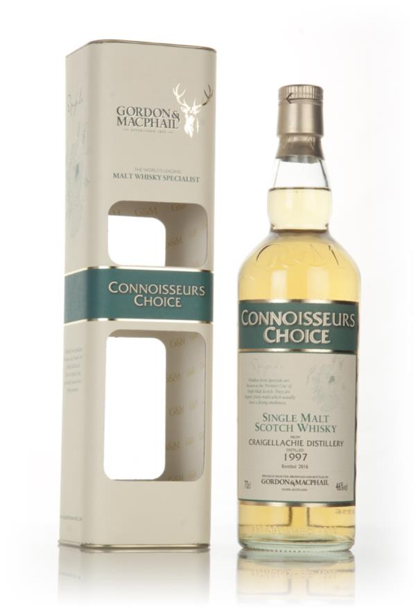 Craigellachie 1997 (bottled 2016) - Connoisseurs Choice (Gordon & MacP Single Malt Whisky