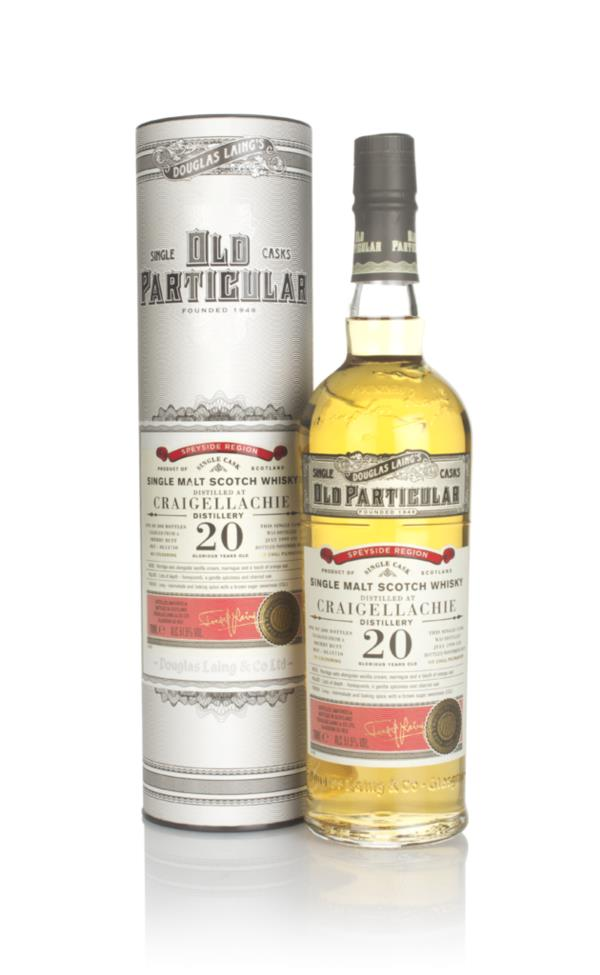 Craigellachie 20 Year Old 1999 (cask 13710) - Old Particular (Douglas Single Malt Whisky