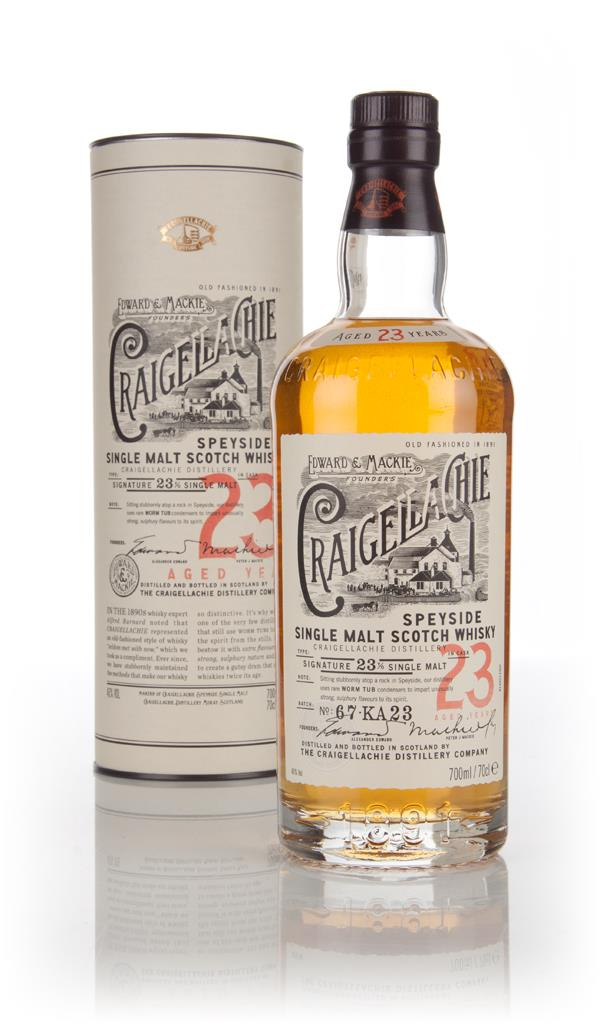Craigellachie 23 Year Old 3cl Sample Single Malt Whisky