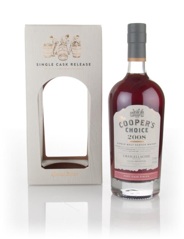 Craigellachie 7 Year Old 2008 (cask 9164) - The Cooper's Choice (Vinta Single Malt Whisky