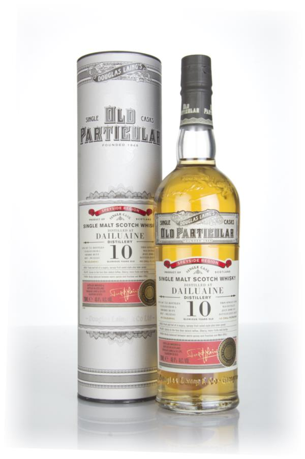 Dailuaine 10 Year Old 2008 (cask 12541) - Old Particular (Douglas Lain Single Malt Whisky