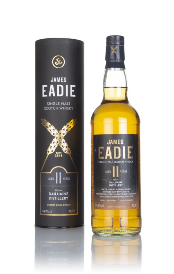 Dailuaine 11 Year Old 2007 - James Eadie Single Malt Whisky