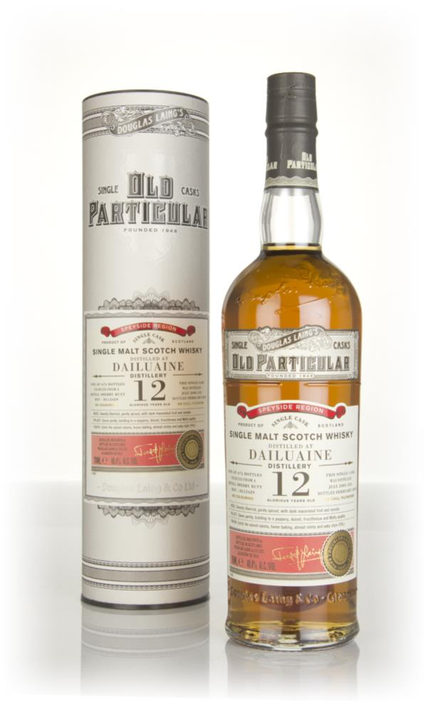 Dailuaine 12 Year Old 2005 (cask 12429) - Old Particular (Douglas Lain Single Malt Whisky