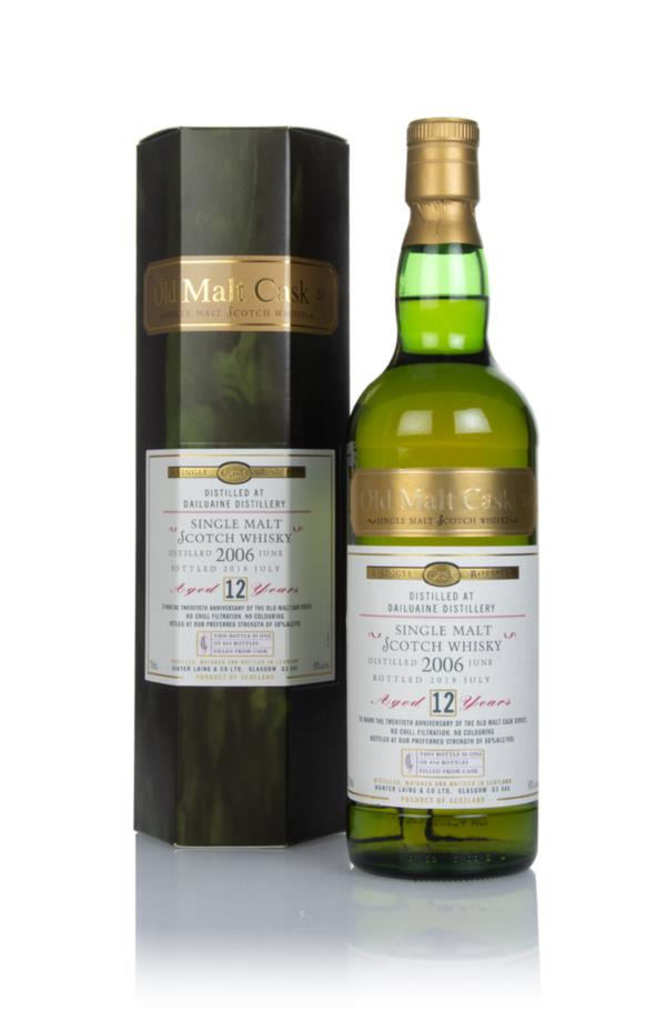 Dailuaine 12 Year Old 2006 - Old Malt Cask (Hunter Laing) Single Malt Whisky