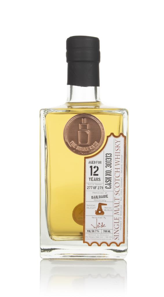 Dailuaine 12 Year Old 2007 (cask 301313) - The Single Cask Single Malt Whisky