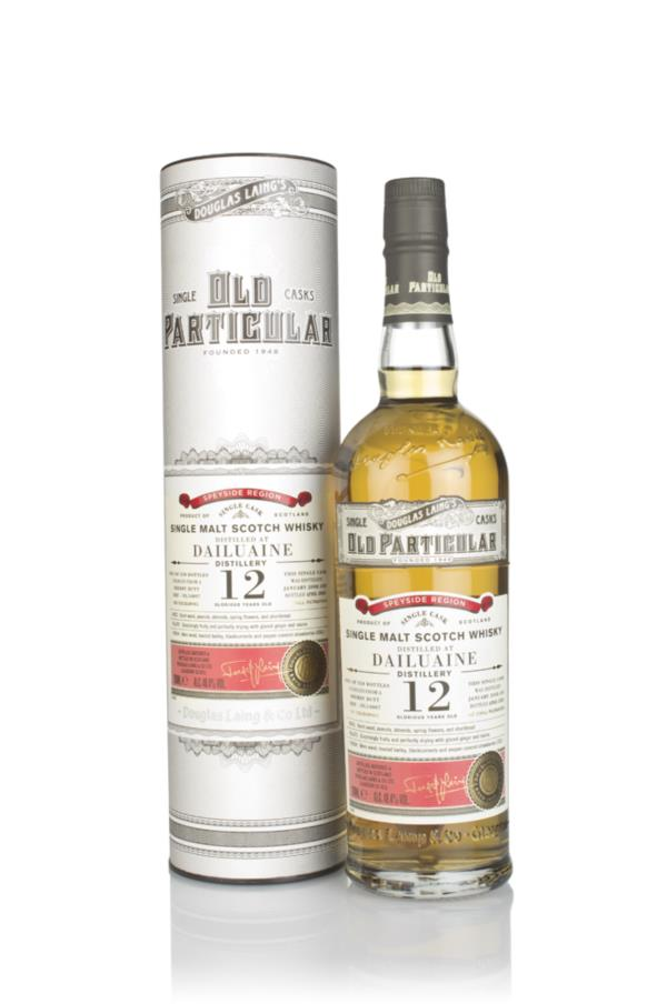 Dailuaine 12 Year Old 2008 (cask 14007) - Old Particular (Douglas Lain Single Malt Whisky