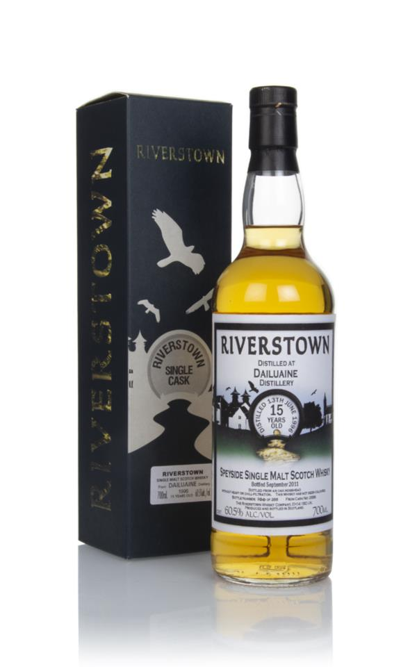 Dailuaine 15 Year Old 1996 (cask 2586) - Riverstown Single Malt Whisky